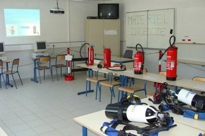 Salle technique